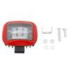 30W Square Spot LED Work Light Bar Lamp For Car Offroad 4x4 ATV Truck Tractor SUV Vehicle 30w LED Work Light 12 24V
