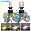 Car Headlight Bulbs Kit LED H4 H7 Auto Headlamp H1 9006 hb4 9005 hb3 H11 Cars Lights Headlights Lamp LED Light 3000K 4300K 6000K
