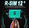 RSim12+ R sim12+ R SIM 12+ RSIM 12+ R-Sim 12+ unlock for iphone XS X 8 7 6 Plus automatically pop-out menu unlocking for iOS 12.2-12.3 MQ50