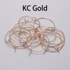 20mm, 50Pcs / Lot KC Altın
