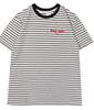 Designer Men's Tshirt Fashion Stripe Sports Tshirts Slim Comfort T-shirt Cotton Print T-shirts Men and Women Palaces Sets Trends Quality T S
