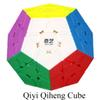 Qiyi Qiheng Megaminxeds Magic Cube Wumofang Stickerless Speed 12 Sides Puzzle Cubo Magico Educational Toys for Children