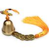 Copper Bell Ornament Chinese Knot Feng Shui Home Decoration Car Door Hanging Bell Pendant