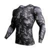 Camiseta gris negra