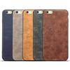 Vintage PC Leather phone Case for iPhone 11 Pro Max Note 10 S10 S10Plus Back Cover Shell Coque Business Cases