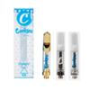 Hot Cookies Vape Carts Cartridge 1.0ml Ceramic Coil Glass Gold Tank 510 Thick Oil Atomizer With 11 Flavors Stickers