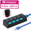 USB3.0 4Port with US