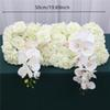 Fila de flores de 50 cm