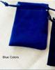 20pcs lot Wholesale blue black bears style Jewelry pouches Velvet Fabric bag 7x9cm osos Bolsa de joyería