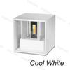 7W Soğuk Beyaz (Beyaz Abajur)