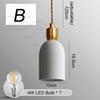 B: diámetro 10 cm * altura 19.5 cm