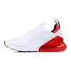 #6 white red 36-45