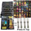 Dank vapes cartridges 0.8ml 1ml New Shining Holographic Packaging Ceramic Coil M6T Carts Empty Vape Pen Oil Cartridge Atomizer 510 Vaporizer