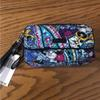 New Cartoon All in One Crossbody and Wristlet Nwt