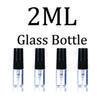 2 ml Glasflasche Cap B