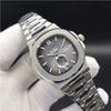 10 Colors Top Quality Watches Nautilus 5726 1A-001 Mechanical Automatic Men Watch Moon Phase Sapphire Stainless Steel Wristwatches 40.5mm