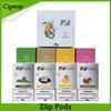 100% Original ZiiP Pods Cartridge 1ML Vape In All Flavor Pods For Joll Device Vs Vgod Stig Myle Sky Pod