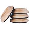 Cor de madeira
