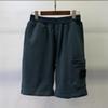 Blaue kurze Hosen)