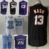23 Michael MJ Jersey North NCAA Carolina College Vince 15 Carter 13 Nash Charles 34 Barkley Tracy 1 McGrady 1 Hardaway Basketball Jerseys