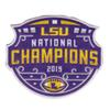 2019 LSU Champions Patch