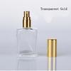 Oro transparente