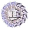 Prop Money Realistic Uk Pounds GBP British English Bank 100 20 NOTES Perfect for Movies Films Advertising Social Media