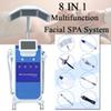 microdermabrasion ultrasound Facial Ultrasonic Ultrasound Skin Scrubber Dermabrasion Peeling Machine for salon SPA use hydra facial machines