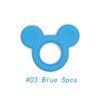 03 5pcs Bleu