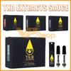 2019 NEW TKO Extracts Cartridge HTFSE SAUCE Cart 0.8ml 1.0ml Capacity Ceramic Coil Thick Oil Vaporizer Vape Cartridges 7 Flavors
