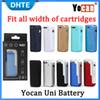 Yocan UNI Box Mod 650mAh Preheat VV Variable Voltage Battery With Magnetic 510 Adapter For Thick Oil Cartridge
