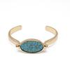Free Shipping New Punk Styles Natural Stones Hot Selling Bangle, Fashion Cute Design Popular Pretty Bangle