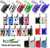 Authentic Kangvape TH710 TH-710 TH420 V1 TH-420 V2 Mini 420 K Box Box Mod Kit with 0.5ml Ceramic Coil Cartridge 100% Original