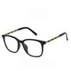 Vintage Women Men Glasses Frames Clear Lens Optical Eyewear Frame Myopia Prescription Eyeglasses Flexible Light Spectacles