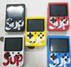 SUP Mini Handheld Game Console Sup Plus Portable Nostalgic Game Player 8 Bit 129 168 300 400 in 1 FC Games Color LCD Display Game Player