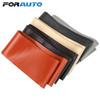 FORAUTO 38cm 40cm Car Steering Wheel Covers Imitation leather With Needle Thread Interior Accessories Universal Steering-cover