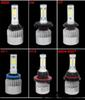 2pcs  lot Car led headlights high quality free shipping 72W 8000LM 6500K