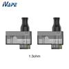 Vaporesso Aurora Play Pod Cartridge 2ml with PTF Press-To-Fill Design 1.3ohm for Thick Oil & Nic-salt for Aurora Play Pod System Kit