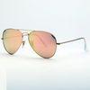 112Z2 oro / espejo de color rosa