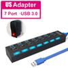 USB3.0 7Port with US