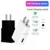 S10 Fast Charger 9V 1.67A Adapter Fast USB Wall Charger UK EU US Plug Travel Universal For Galaxy S10 plus S9 S8 S7Edge S6Edge Note 9 Note 8