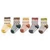 2019 new autumn winter baby socks newborn socks cotton infant ankle socks cute kids sock room sock baby clothes A8071