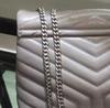 سلسلة رمادية + الفضة