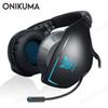 ONIKUMA K7 Casque PS4 Gaming Headset with Microphone Wired PC Gamer Stereo Earphones Headphones for New Xbox One Laptop Tablet