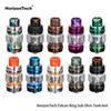 Horizontech Falcon King Tank Atomizer Bulb Version 6ml Bubble Glass Sub Ohm Atomizer For Original Horizon Mech Coil 100% Genuine