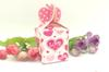 Wholesale - 50pcs Pink Heart Love Wedding Paper Gift Jewelry Candy Box Event Party Favor box