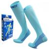 Findcool Compression Running Socks Women Men Professional Medical Pressure Socks Quick Dry Breathable for Summer