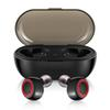 Mini Invisible Touch Earphone Calls Wireless Headphone Bluetooth 5.0 TWS Earbud Noise Canceling With Mic For iphone 8 XS android Sport