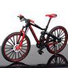 Downhill Mountain Bike Red