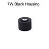 7W الأسود الإسكان
